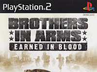 Game Ps2 - Brothers In Arms Earned In Blood