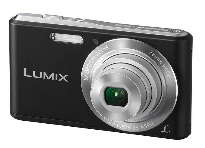 Harga dan Spesifikasi Kamera Saku Panasonic Lumix DMC-F5
