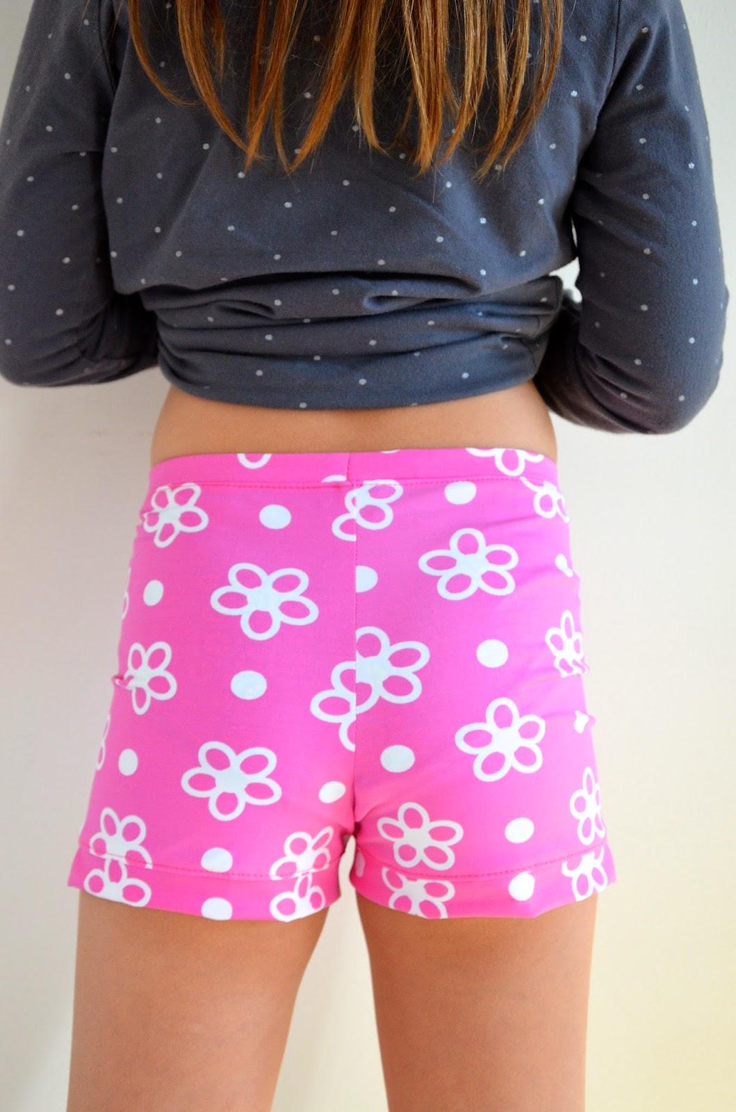 ikat bag: Stretch Gym Shorts