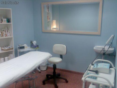 Teorico de masaje decoraci n del gabinete de masaje for Decorar mi centro de estetica