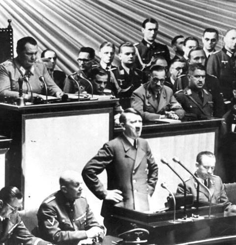 O que o mundo rejeitou – As ofertas de paz de Hitler 1933 – 1939 – por Friedrich Stieve
