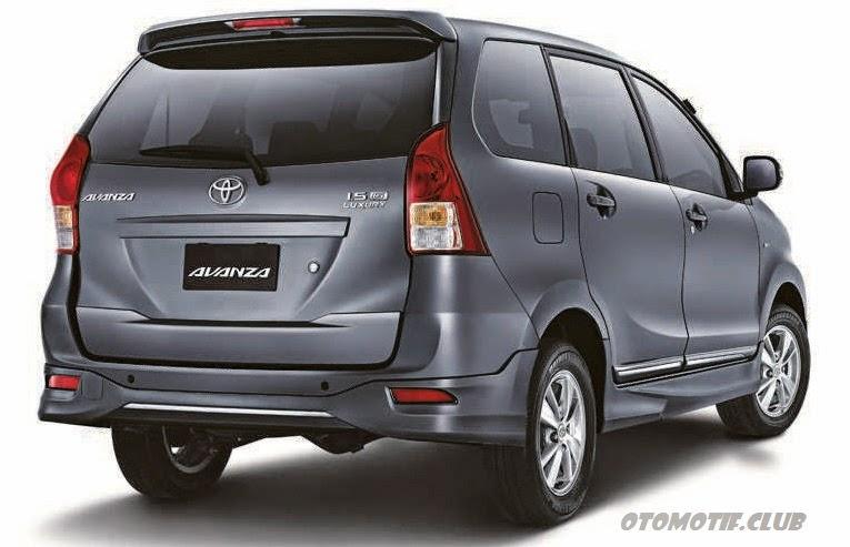 Gambar Toyota Avanza Luxury