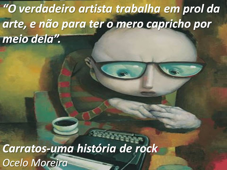 O VERDADEIRO ARTISTA