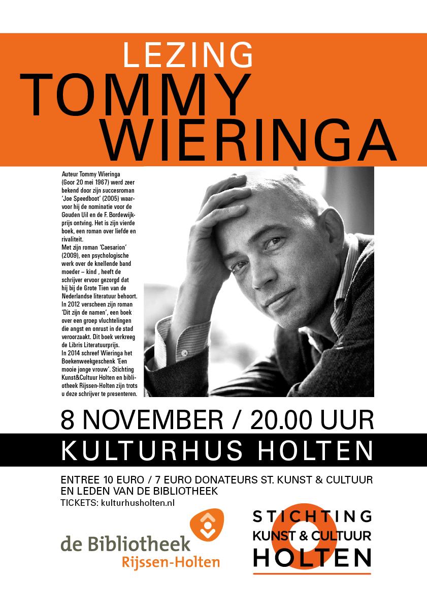 Poster voor Stichting Kunst & Cultuur 2017