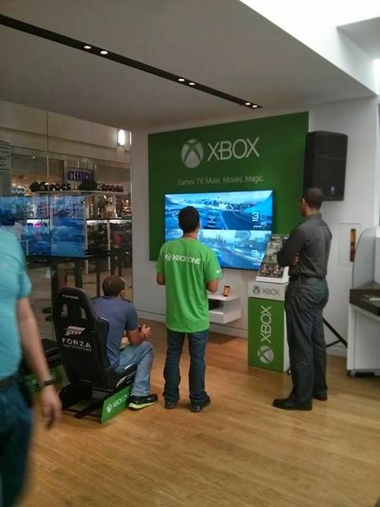 Xbox One será lançado em todo o mundo e o Blast está nos Estados Unidos para conferir XBO+Pablo+4
