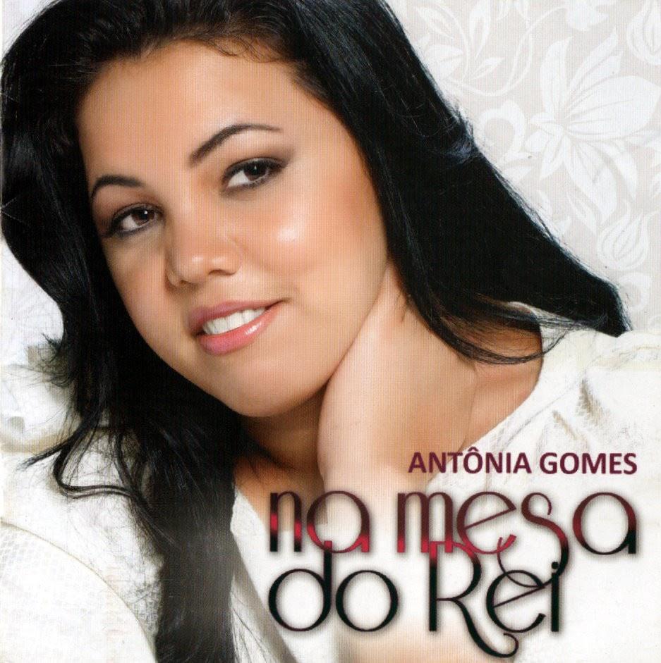 Ant�nia Gomes - Na Mesa do Rei (Playback) 2006