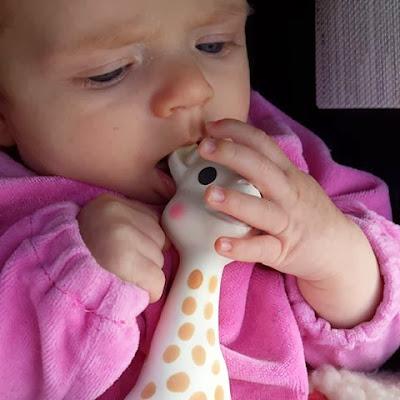 Sophie Le Giraffe