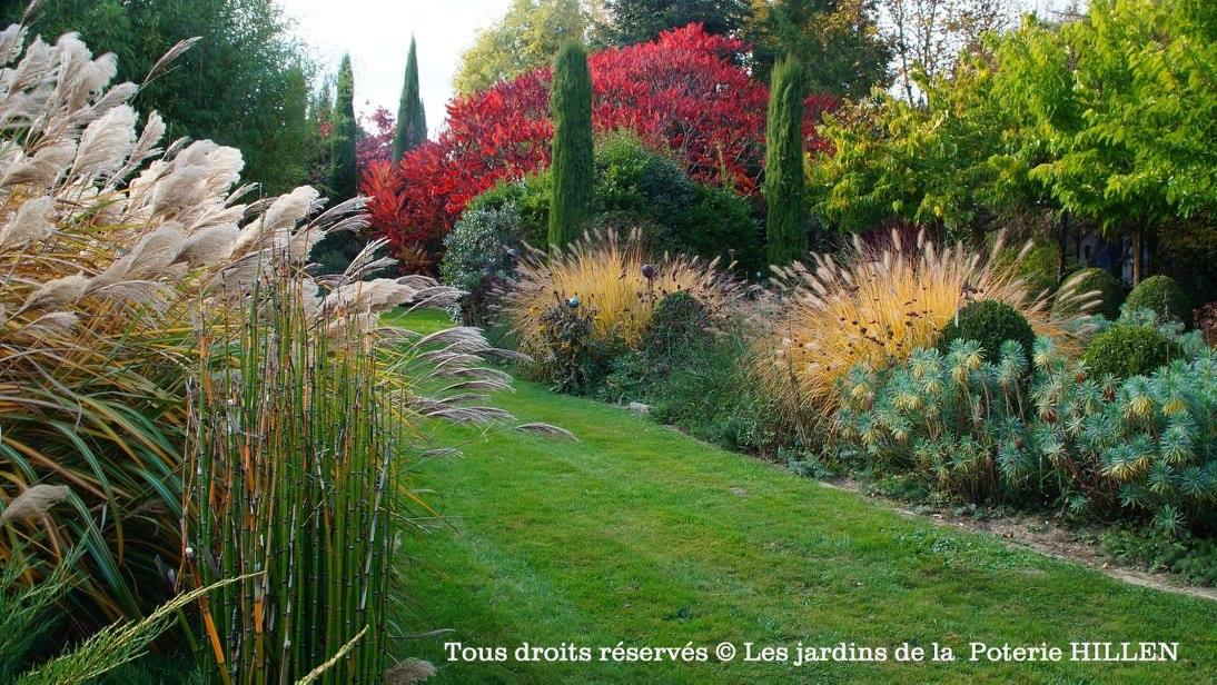 les jardins de la poterie hillen: printemps 2016