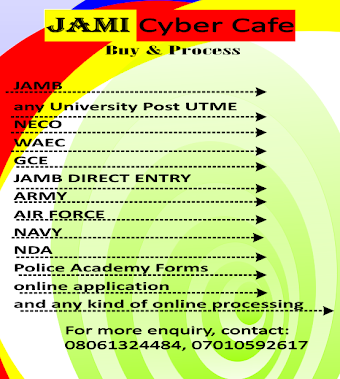 JAMI CYBER CAFE