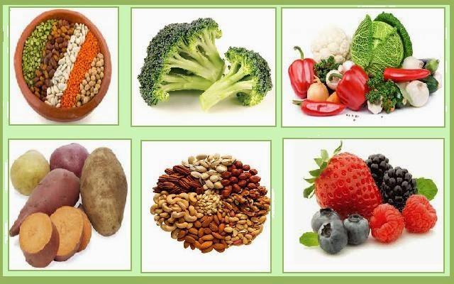 Develando la salud dietoterapia - Alimentos en potasio ...