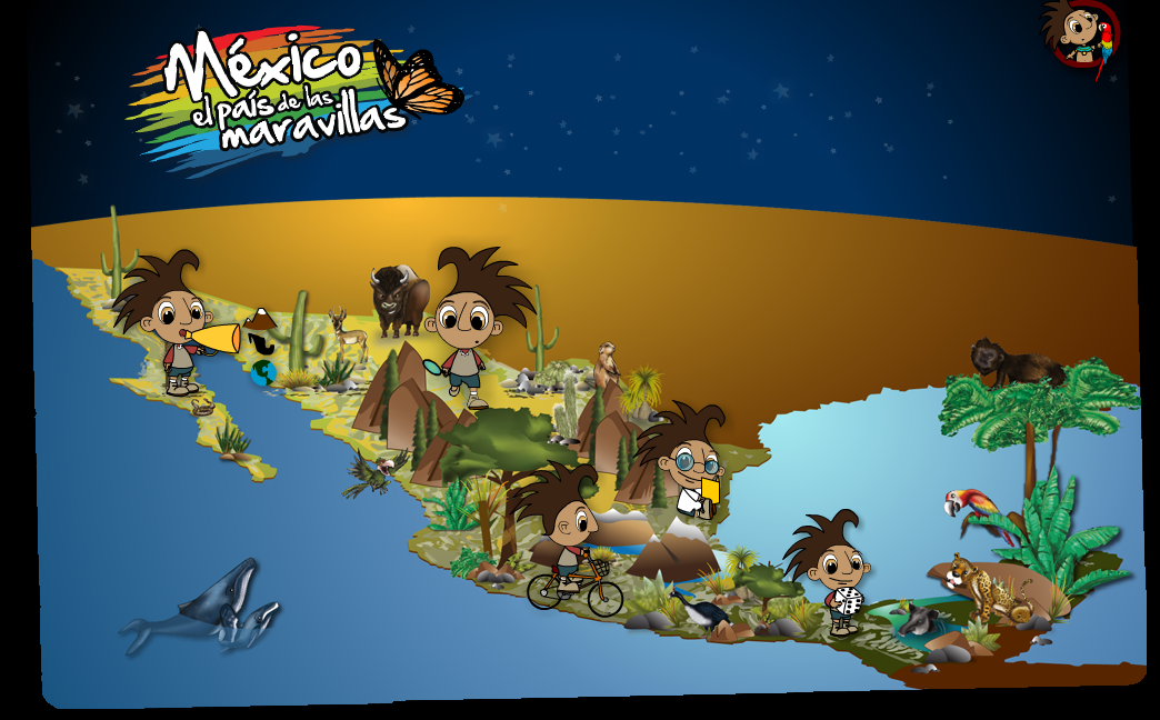 http://www.biodiversidad.gob.mx/ninos/ninos.html