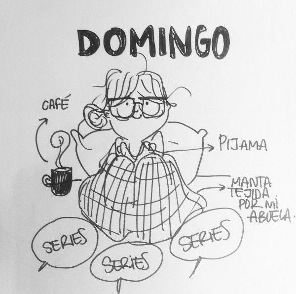 Ilustracion Domingo