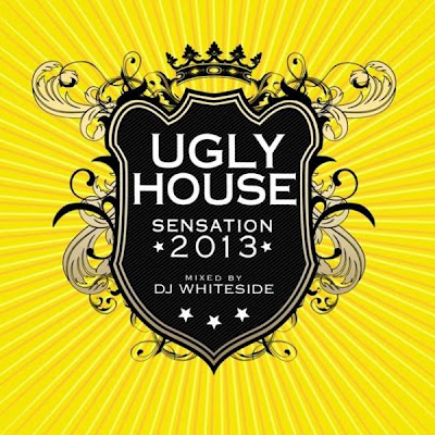 ugly house sensation 2013 mixed by dj whiteside with de vio feat. helen - nuts purple project and dj wojtala remix