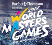 WORLD MASTERS GAMES 2017