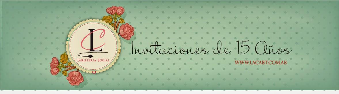 Invitaciones y Tarjetas de 15 años - LaCart