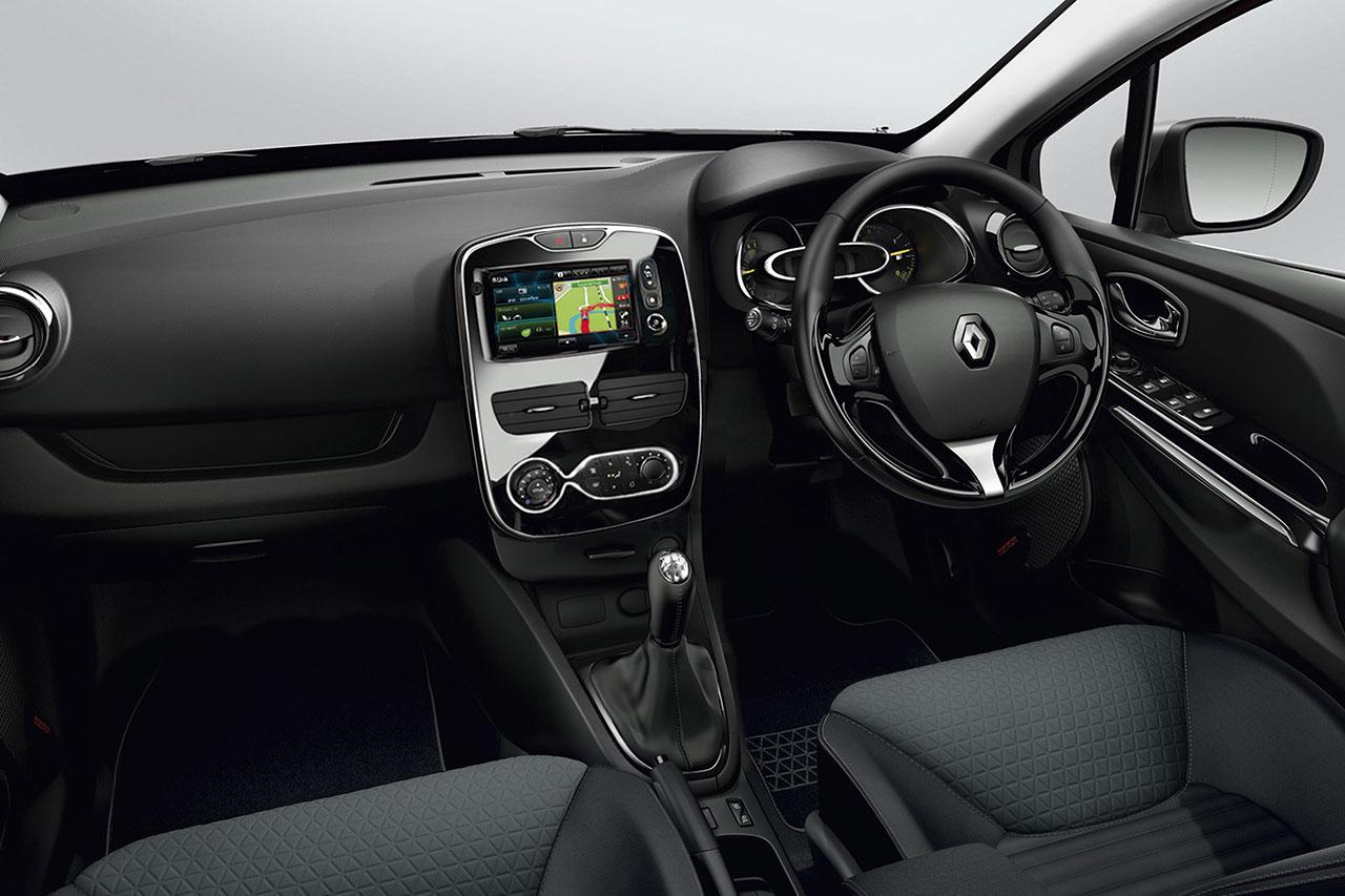 Renault Clio GT Pack interior