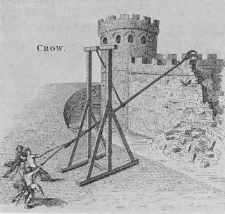 crowe war machine