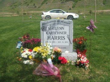 MaeLynn's Final Resting Place