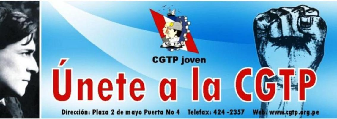CGTP JOVEN