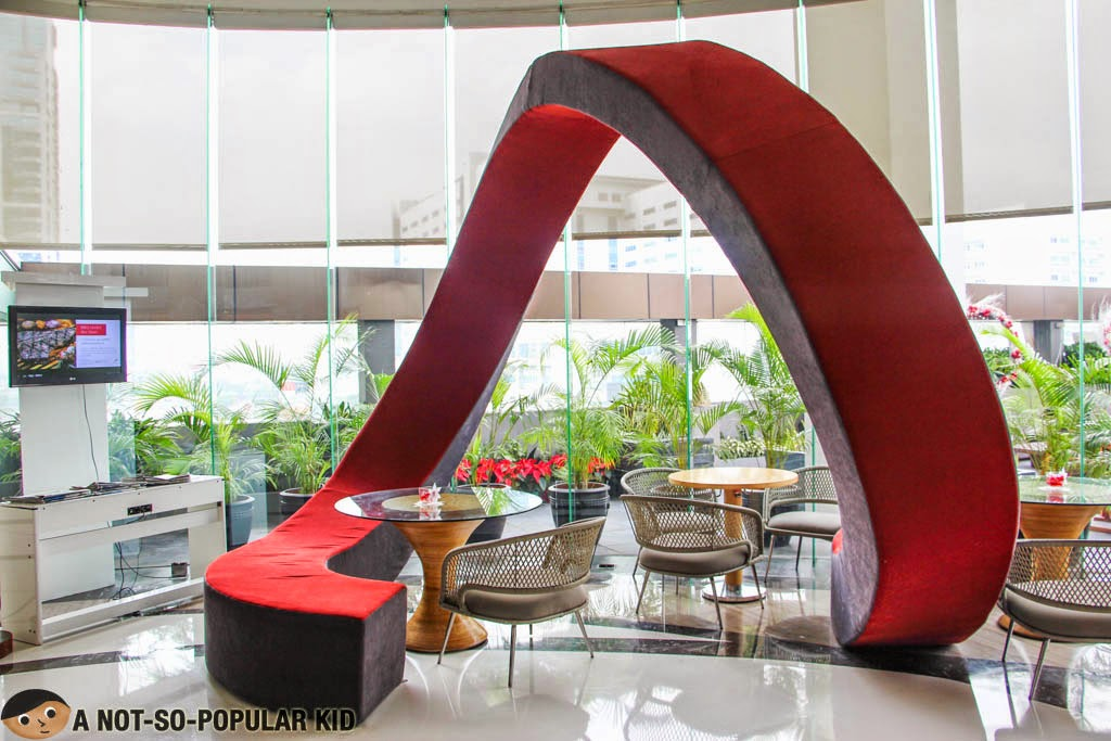F All Day Dining Restaurant in F1 Hotel Manila