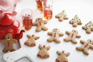 Traditional Christmas gingerbread recipe
