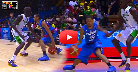 Gabe Norwood's INSANE Move Against Senegal (VIDEO) FIBA World Cup 2014