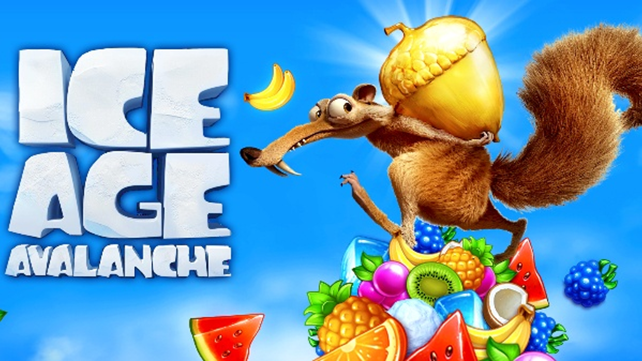 Ice Age Avalanche Gameplay IOS / Android