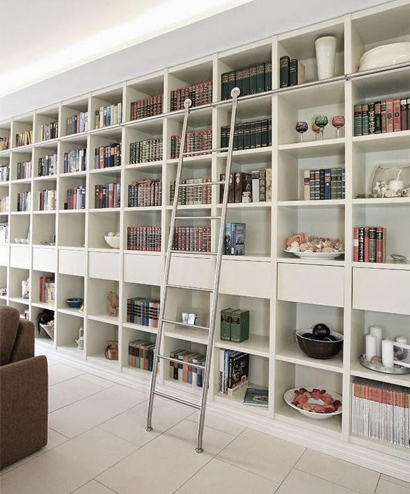 Luvdesign blog carol labrin - Escalera de biblioteca ...