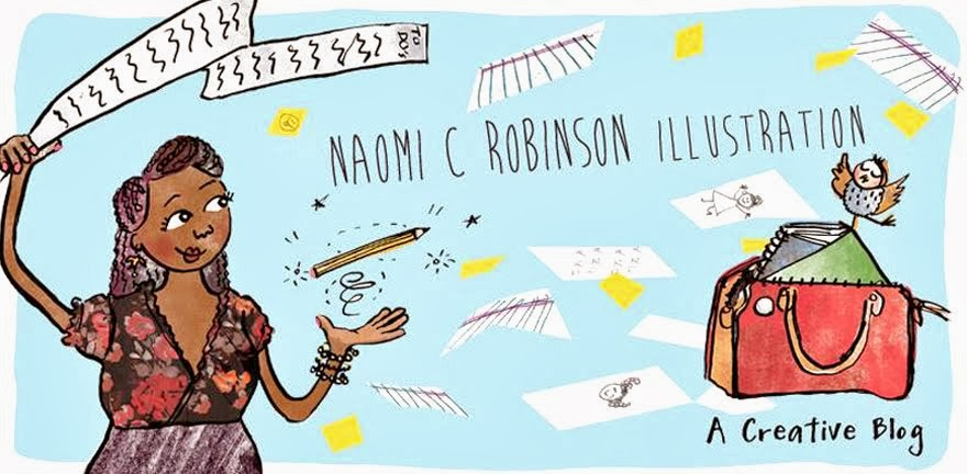 Naomi C Robinson Illustration : A Creative Blog
