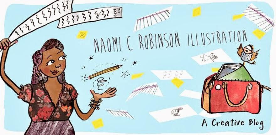 Naomi C Robinson Illustration : A Creative Blog