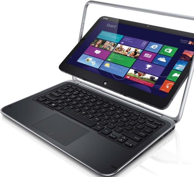 DELL XPS 12 - Tablet Review