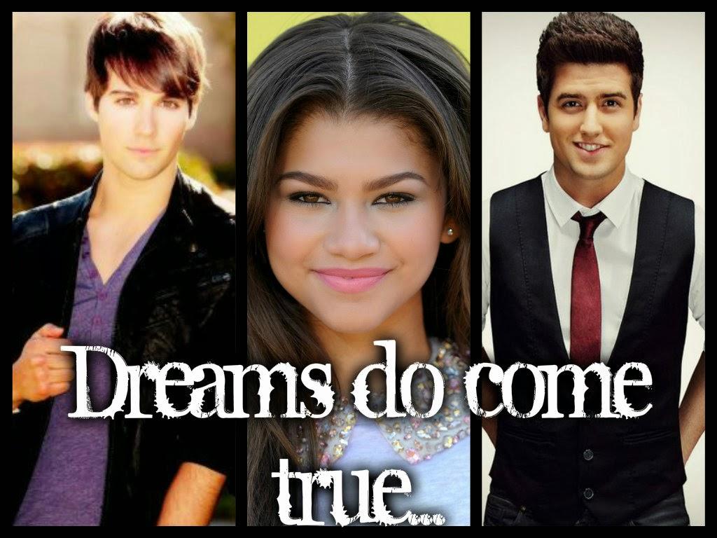 Dreams do come true...