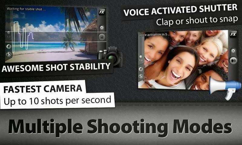Camera ZOOM FX Premium v5.4.5