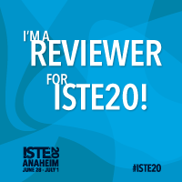 2020 ISTE Reviewer