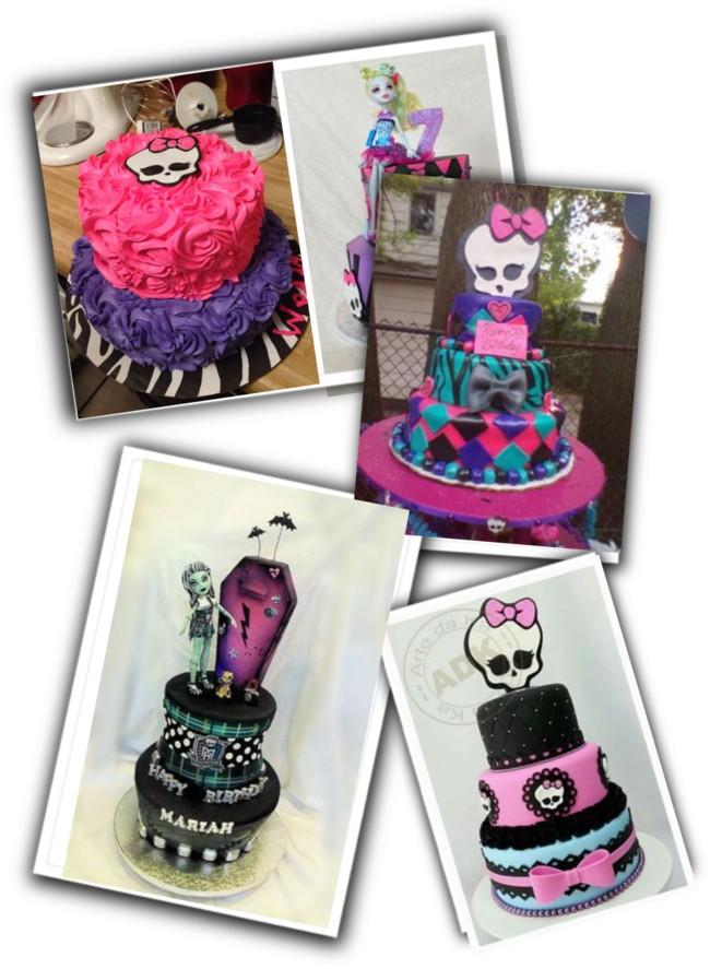 -decoração festa infantil-Monster High festa infantil-decoração de festa infantil-aniversário infantil-temas de festa infantil-decoração
