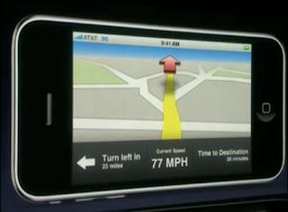 latest Apple i-phone has new 3.0 OS.
