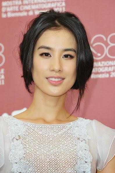 AA - BA : Huang Shengyi Chinese Actress Model