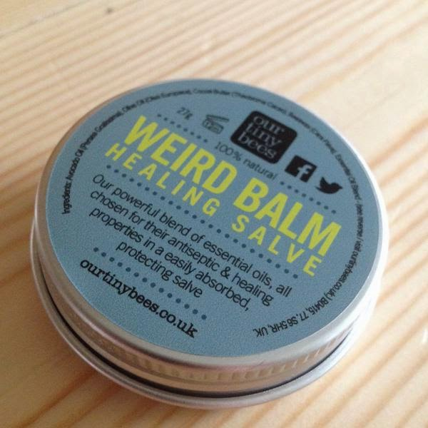 Our Tiny Bees Weird Balm