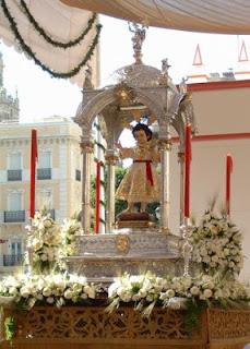 Corpus Christi Sevilla - Niño Jesús (Martínez Montañes)