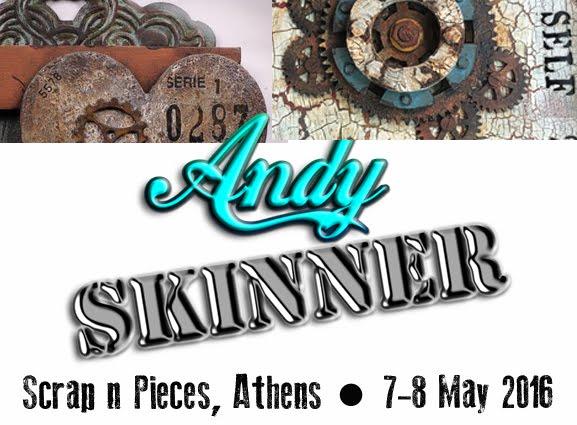 Andy Skiner Workshops