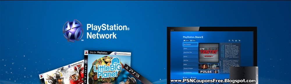 Playstation store coupon code
