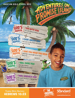 Standard Publishing 2012 VBS: Adventures on Promise Island