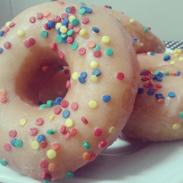 donuts tradicionais