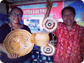 Konferensi Besar Masyarakat Adat Papua ke III Diramaikan dengan Pameran