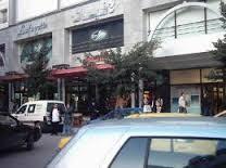 Carrefour Lafayette: deux suspects ont essayé de mettre des objets dans le conduit d'aération
