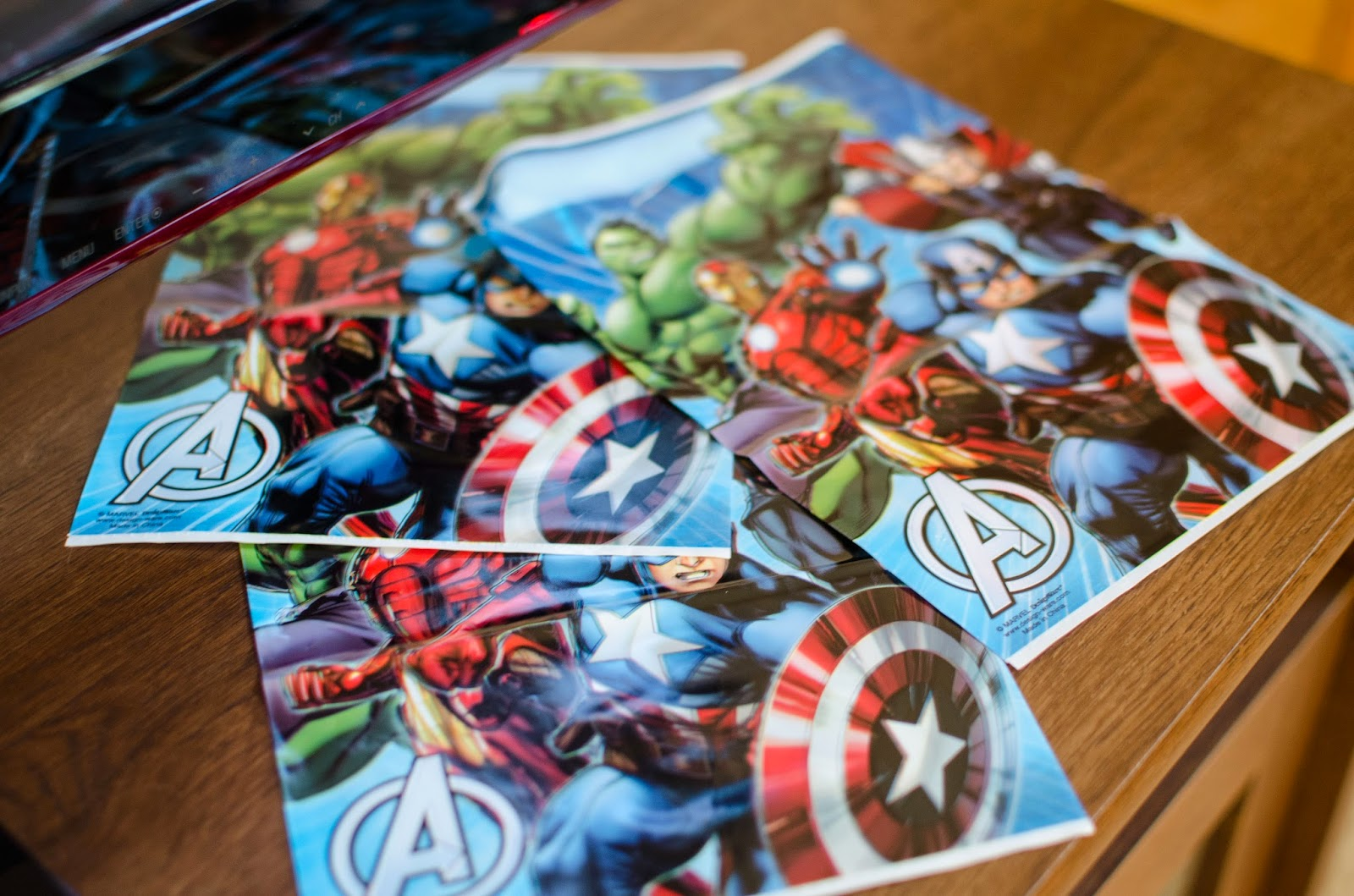 heavens to betsy party like a superhero avengers watch party