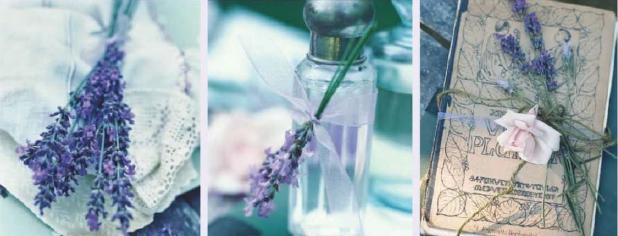 Home ideas for fresh lavender flowers
