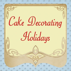 Cake Decorating Holidays