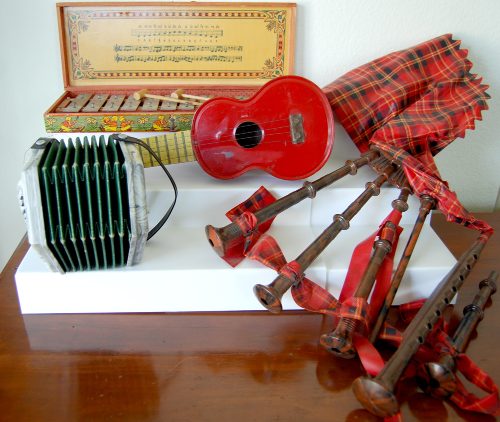 Musical Instruments Toys : The copycat collector collection toy musical instruments