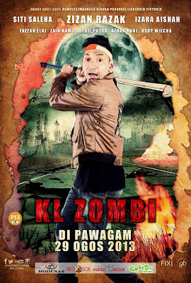 Movie Review KL Zombi Zizan Razak